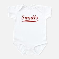 Smalls (red vintage) Onesie