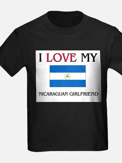 I Love My Nicaraguan Girlfriend T