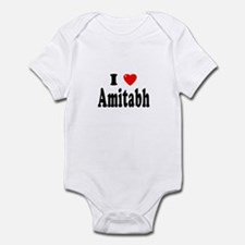 AMITABH Infant Bodysuit