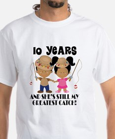 10th Anniversary Matching T-Shirt