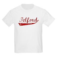 Telford (red vintage) T-Shirt