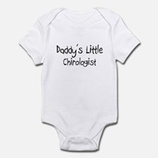 Daddy's Little Chirologist Infant Bodysuit