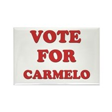 Vote for CARMELO Rectangle Magnet