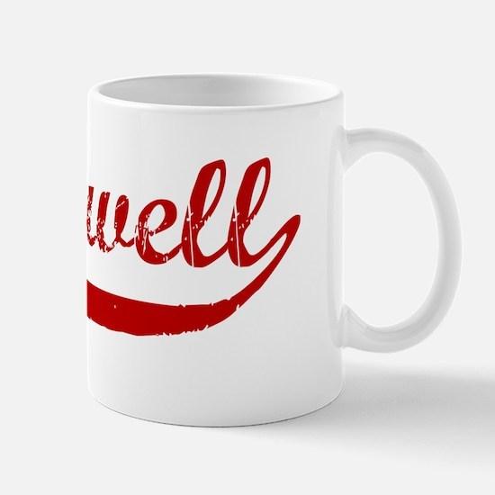 Stockwell (red vintage) Mug
