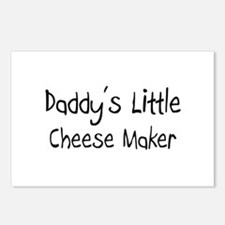 Daddy's Little Cheese Maker Postcards (Package of