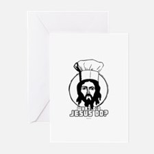 What did Jesus Do? - Cook? ~ Greeting Cards (Packa