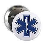 """EMT Rescue 2.25"""" Button"""