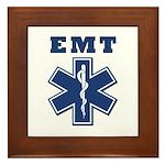 EMT Rescue Framed Tile