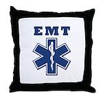 EMT Rescue Throw Pillow