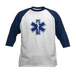 Emt Rescue Kids Baseball Jersey