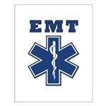 EMT Rescue Small Poster