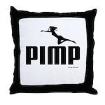 Pimp ~  Throw Pillow