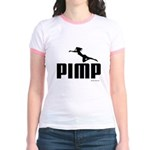 Pimp ~  Jr. Ringer T-Shirt