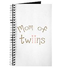 Mom of Twin Girls Twiin Journal