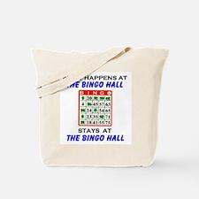 BINGO HALL Tote Bag