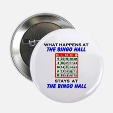 "BINGO HALL 2.25"" Button"