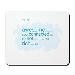 My Tags Mousepad