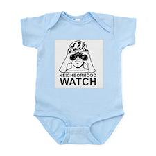 Neighborhood Watch ~  Infant Creeper