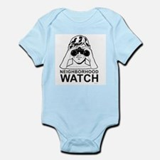 Neighborhood Watch ~  Infant Creeper