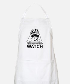 Neighborhood Watch ~  BBQ Apron