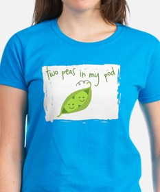Two Peas In My Pod Tee