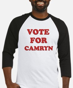 Vote for CAMRYN Baseball Jersey