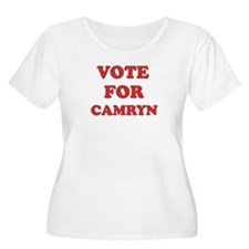 Vote for CAMRYN T-Shirt