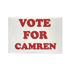 Vote for CAMREN Rectangle Magnet