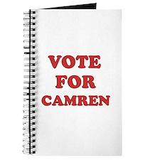 Vote for CAMREN Journal