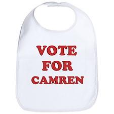 Vote for CAMREN Bib