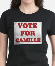 Vote for CAMILLE Tee