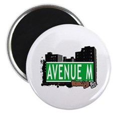 AVENUE M, BROOKLYN, NYC Magnet