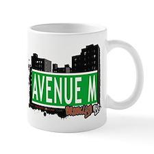 AVENUE M, BROOKLYN, NYC Mug