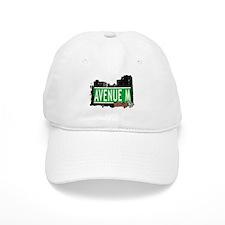 AVENUE M, BROOKLYN, NYC Baseball Cap
