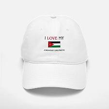 I Love My Jordanian Girlfriend Baseball Baseball Cap