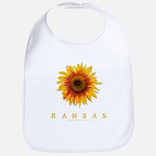 Kansas Sunflower Bib