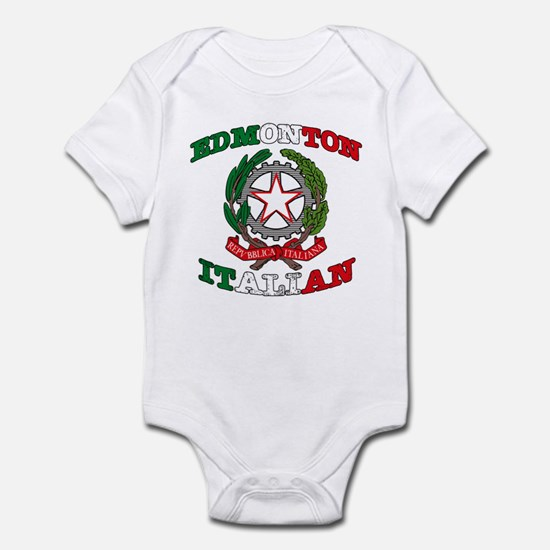 Edmonton Italian Infant Bodysuit