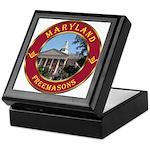 Maryland Masons Keepsake Box
