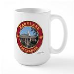 Maryland Masons Large Mug