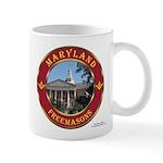 Maryland Masons Mug