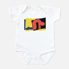 Cat Pose Infant Bodysuit