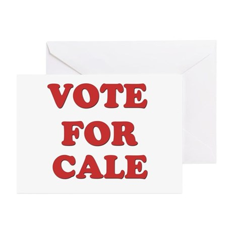 Vote for CALE Greeting Cards (Pk of 20)