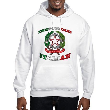 Thousand Oaks Italian Hooded Sweatshirt
