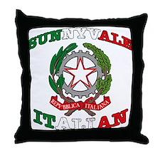 Sunnyvale Italian Throw Pillow