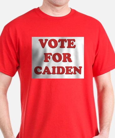 Vote for CAIDEN T-Shirt
