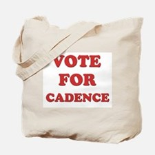 Vote for CADENCE Tote Bag