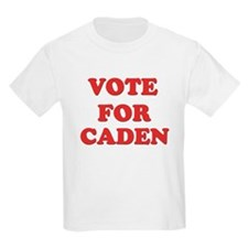 Vote for CADEN T-Shirt