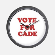 Vote for CADE Wall Clock