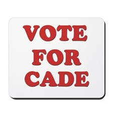 Vote for CADE Mousepad