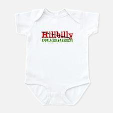 APPALACHIAN-AMERICAN Infant Bodysuit